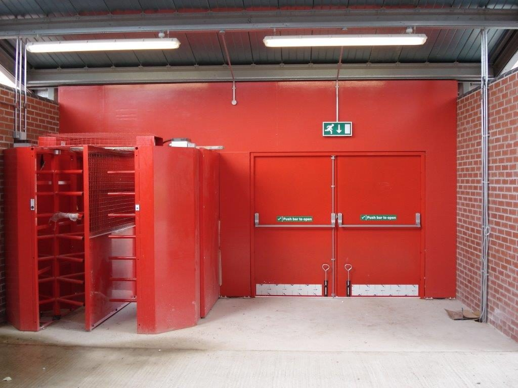 Steel fire rated doors made to order in the uk fd30 to - What is a fire rated door ...