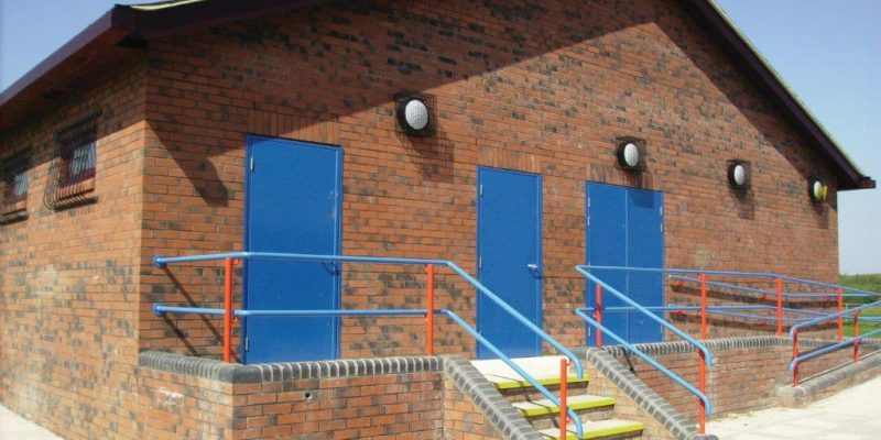 School Security & Fire Exit Doors