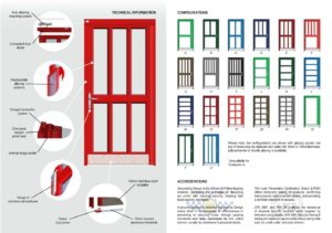 Communal Entrance Doors - Aluminium
