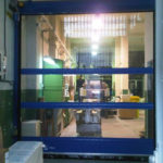 Fast Action Roller Shutter Doors