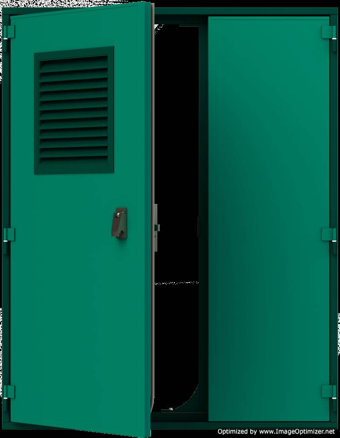 HMG Substation Door -Flood Proof Door
