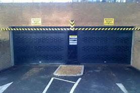 Automatic Car Park Shutter