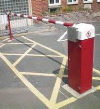 Automatic Barrier Car Park